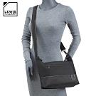 Lewis N. Clark Secura RFID 屏蔽側背包 3023 黑色