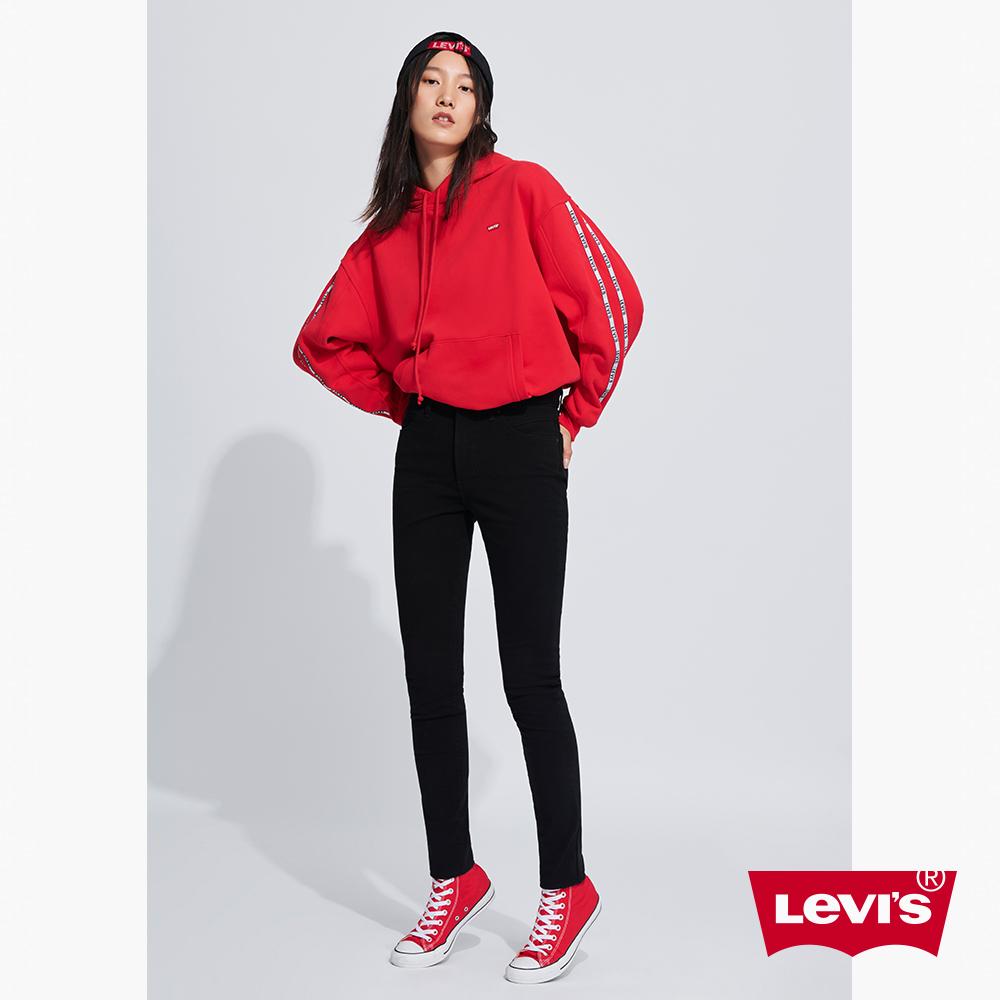 Levis 女款 Revel 高腰緊身提臀牛仔褲 超彈力塑形布料