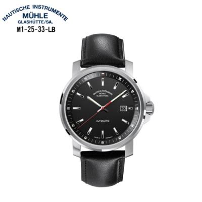 格拉蘇蒂-莫勒Sporty Instrument Watches 運動系列機械錶款 M1-25-33-LB