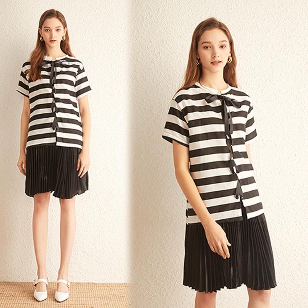 【KEITH-WILL】夏氛柔美誘惑涼夏洋裝