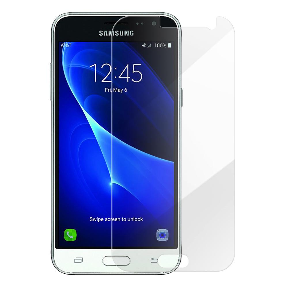 Metal-Slim Samsung Galaxy J3 2016 9H鋼化玻璃保護貼 @ Y!購物