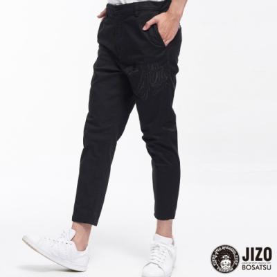 地藏小王 BLUE WAY -半緹織錐形平口褲
