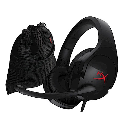 HyperX Cloud Stinger 電競耳機+HyperX Cloud網狀收納袋