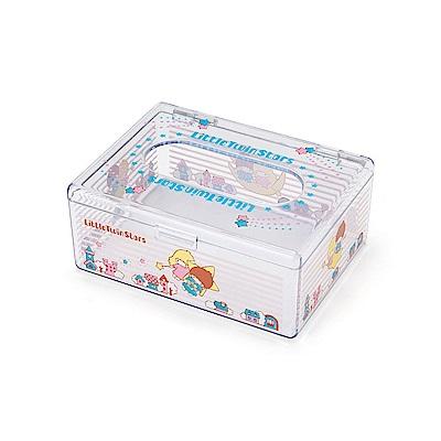 Sanrio 雙星仙子袖珍型面紙收納盒(復古懷舊)