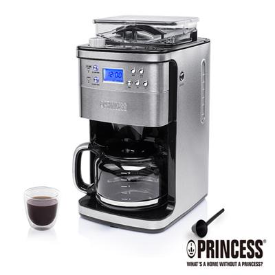 福利品 PRINCESS荷蘭公主全自動智慧型美式咖啡機249406