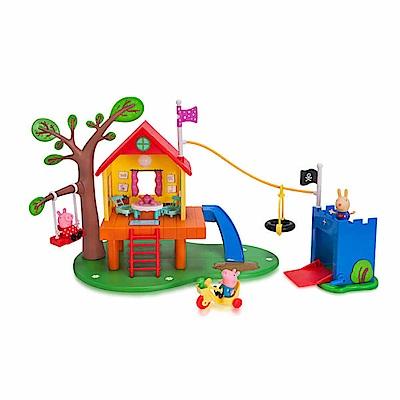 Peppa Pig 粉紅豬小妹 - 歡樂樹屋