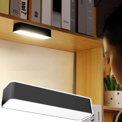 EZlife (2入)USB充電磁吸護眼酷壁燈/贈-鋁合金手機支架(顏色隨機)