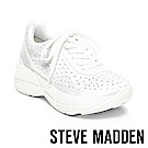 STEVE MADDEN-MEMORY-R潮流款閃耀時尚老爹鞋-白色