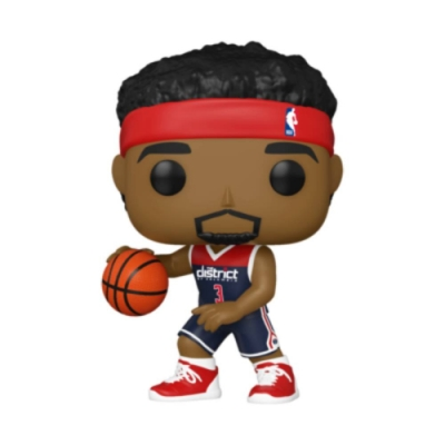 Funko POP NBA 大頭公仔 巫師隊 Bradley Beal