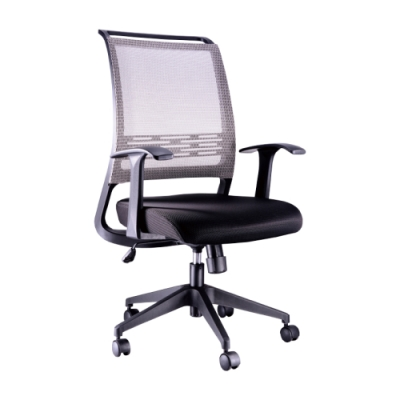韓菲-菲利斯T型扶手PU泡棉坐墊辦公椅DIY-63x60x99~107cm(六色可選)