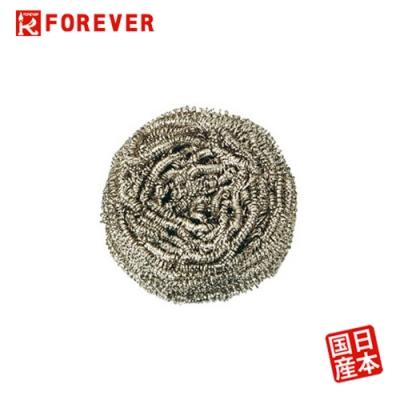 FOREVER 日本製造鋒愛華銀抗菌鋼刷 50g