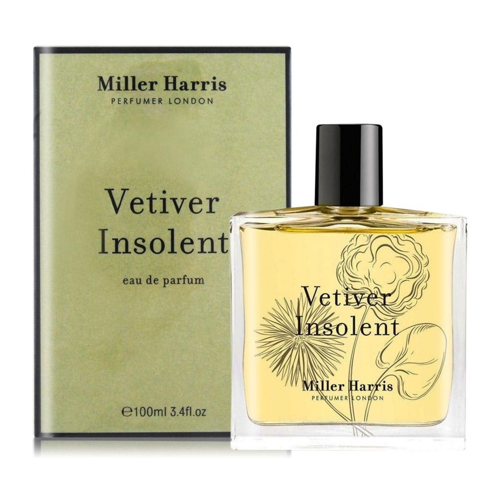 Miller Harris Vetiver Insolent經典岩蘭淡香精100mlEDP