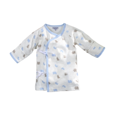 嬰兒台灣製秋冬厚款純棉護手肚衣 a70290 魔法Baby