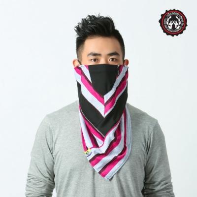 【DREGEN】TS系列-三角巾面罩-魔幻公路