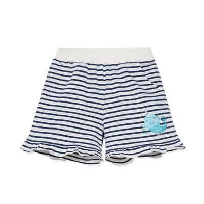 【麗嬰房】 EASY輕鬆系列 女童海盜樂園口袋短褲 (76cm~130cm)