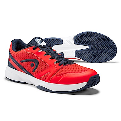 HEAD奧地利 Sprint Team 2.5 男網球鞋-紅/深藍