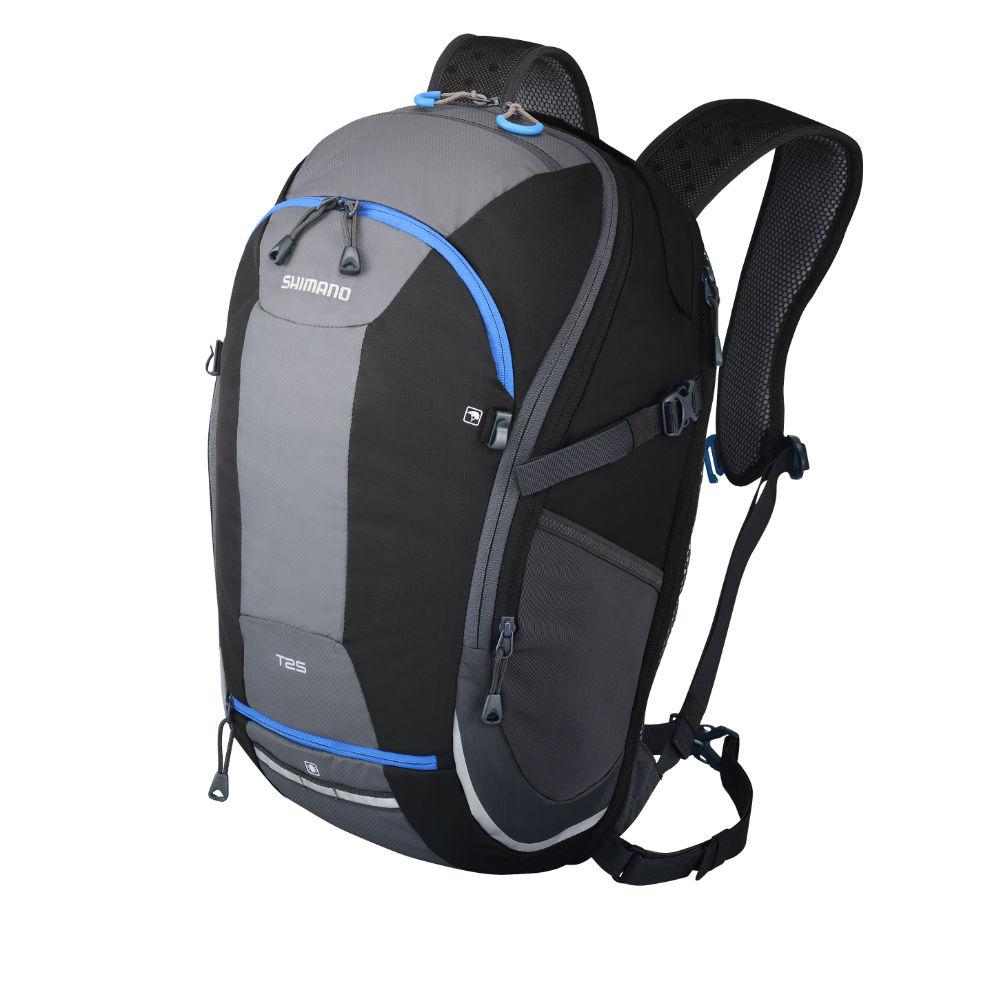 【SHIMANO】TSUKINIST 通勤背包 25+5L 黑/藍