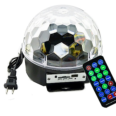 DF-902 LED水晶魔球燈/聲控舞台燈/彩燈/投射燈