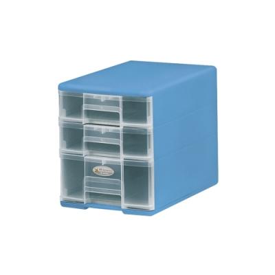 樹德 livinbox 魔法收納力A4玲瓏盒1入 B5-PC12