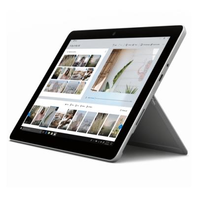(無卡分期-12期)微軟 Surface Go 2 (4425Y/4G/64G)黑色鍵盤+Office 365 (不含筆)