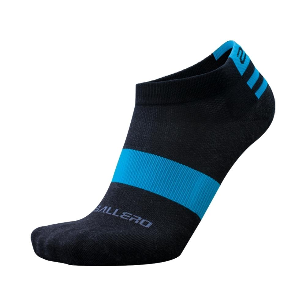 【2PIR】銀纖維抗菌除臭運動襪 超值三入組 海藍