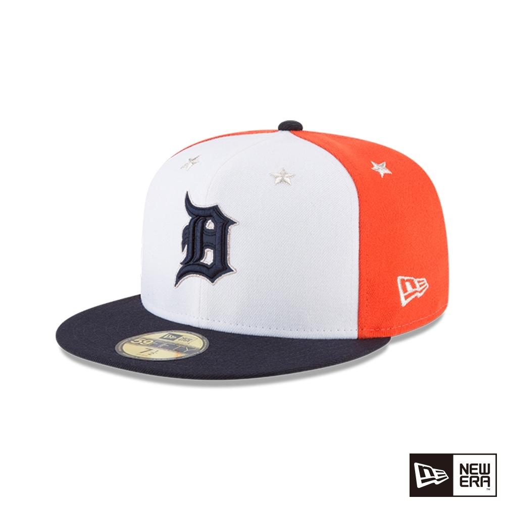NEW ERA 59FIFTY 5950 MLB全明星賽 底特律老虎 棒球帽