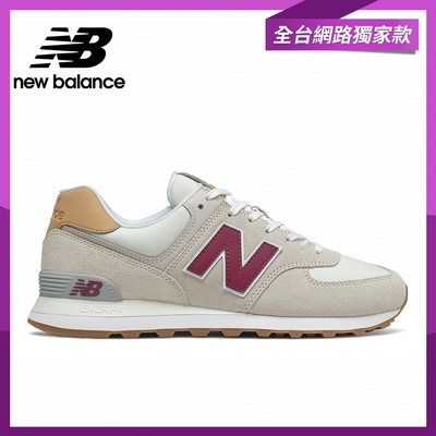 【New Balance】復古運動鞋_中性_米白_ML574NR2-D楦