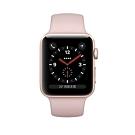 《福利品》Apple Watch Series 3 GPS+Cellular 42公釐金色