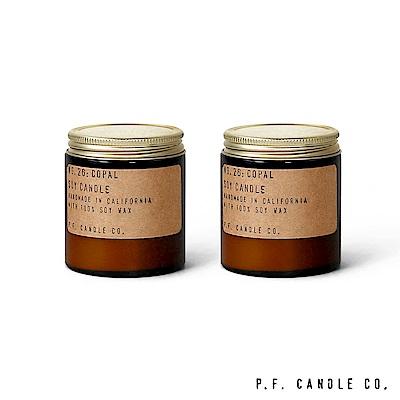 美國 P.F. Candles CO. No.26 百里香二入組 香氛蠟燭 99g*2