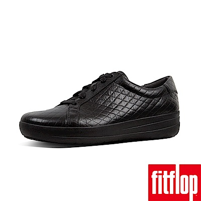 FitFlop F-SPORTY II QUILTED SNEAKERS-黑色