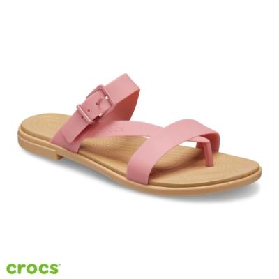 Crocs卡駱馳 (女鞋) 特蘿莉度假風女士凉鞋 206108-6RK