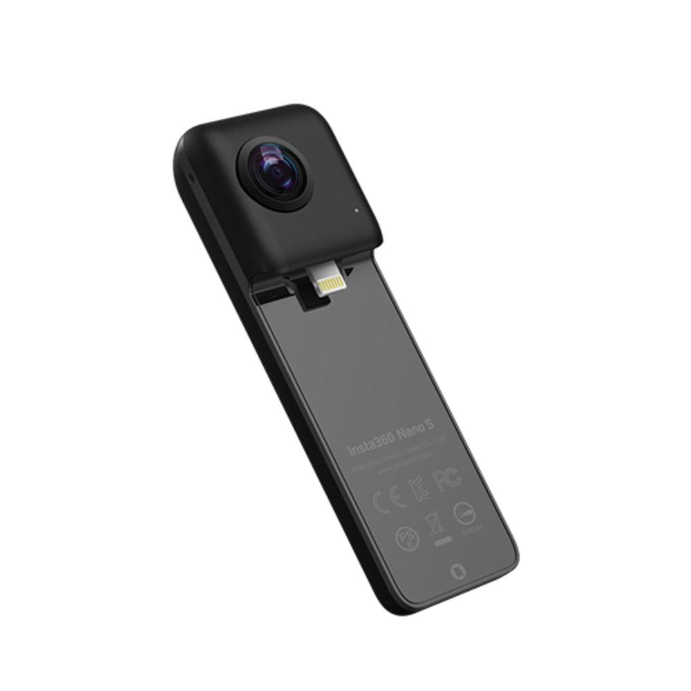Insta360 Nano S 全景高畫質攝影機 (公司貨)