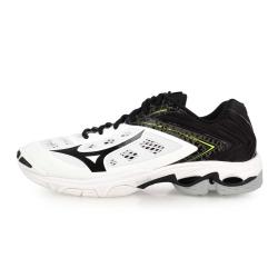 MIZUNO WAVE LIGHTNING Z5 男女排球鞋-訓練 白黑黃