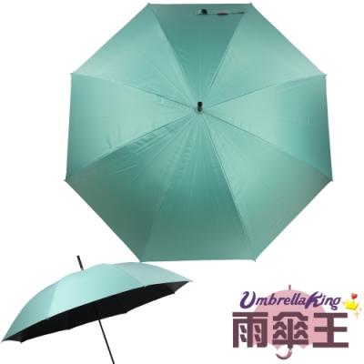 雨傘王 終身免費維修 BigRed 輕巧無敵自動直傘-綠色