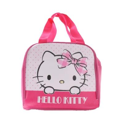 Hello kitty便當袋 f0360 魔法Baby