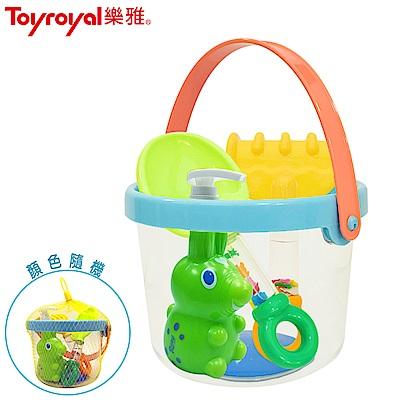 【任選】日本《樂雅 Toyroyal》繽紛歡樂桶組合