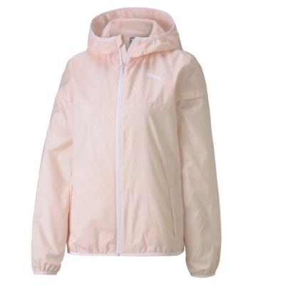 【PUMA官方旗艦】基本系列印花風衣外套 女性 58274017