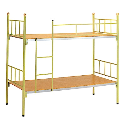 AS-艾可雙層3x6鐵床-93x186x165cm