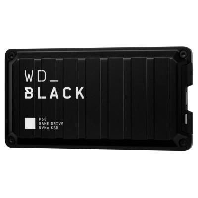 WD 黑標 P50 Game Drive SSD 500GB 電競外接式固態硬碟