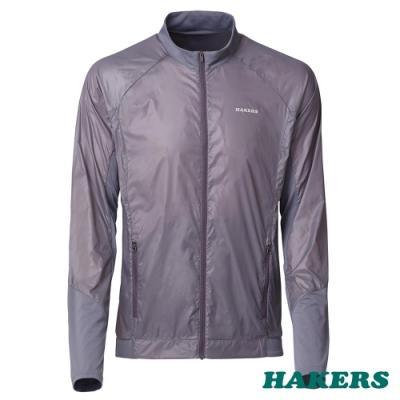 【HAKERS 哈克士】男款 超輕量防風外套(多款多色)
