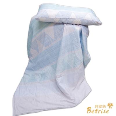 Betrise直白  3M吸濕排汗天絲四季被5X6.5尺(加碼贈天絲枕套X2)
