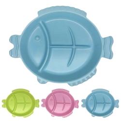 Cornflower 嘟嘴魚兒童餐盤 (無毒玉米食器)