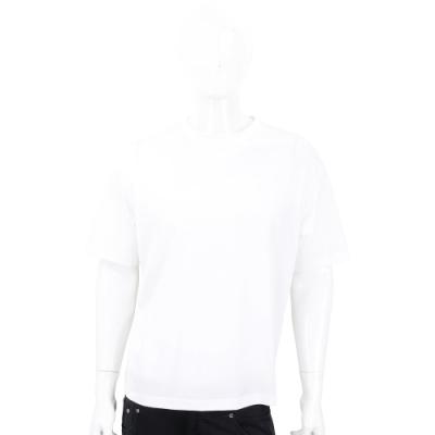 Y-3 Yohji Yamamoto 背後字母塗鴉白色T恤(男款)