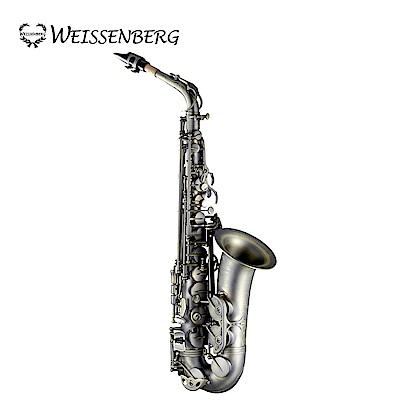 Weissenberg A-580RH Alto 中音薩克斯風 深黑古銅款