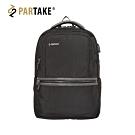 PARTAKE - C6-都會時尚電腦包-黑 PT17-C6-85BK