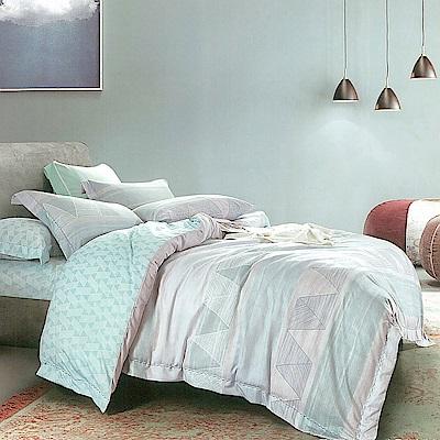 LAMINA 幻想天空 天絲四件式兩用被套床包組(加大)