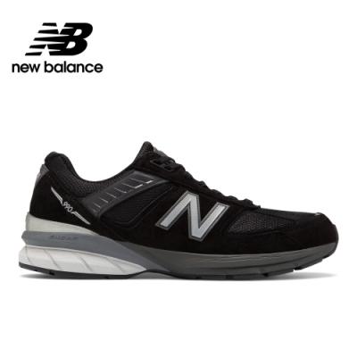 【New Balance】 復古鞋_男性_黑色_M990BK5-2E楦