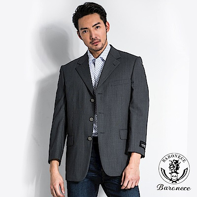 BARONECE 紳士風範羊毛西裝(61310-04)