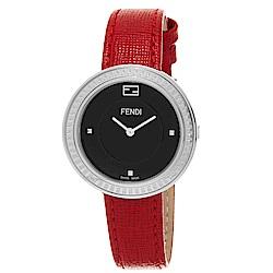 FENDI MY WAY獨特魅力時尚腕錶/F354031073