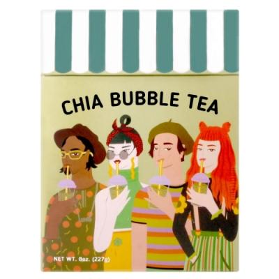 樂腹 奇亞籽泡泡茶-日式抹茶(224g)